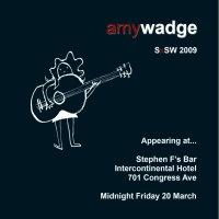 SxSW 2009 (2009 Single)