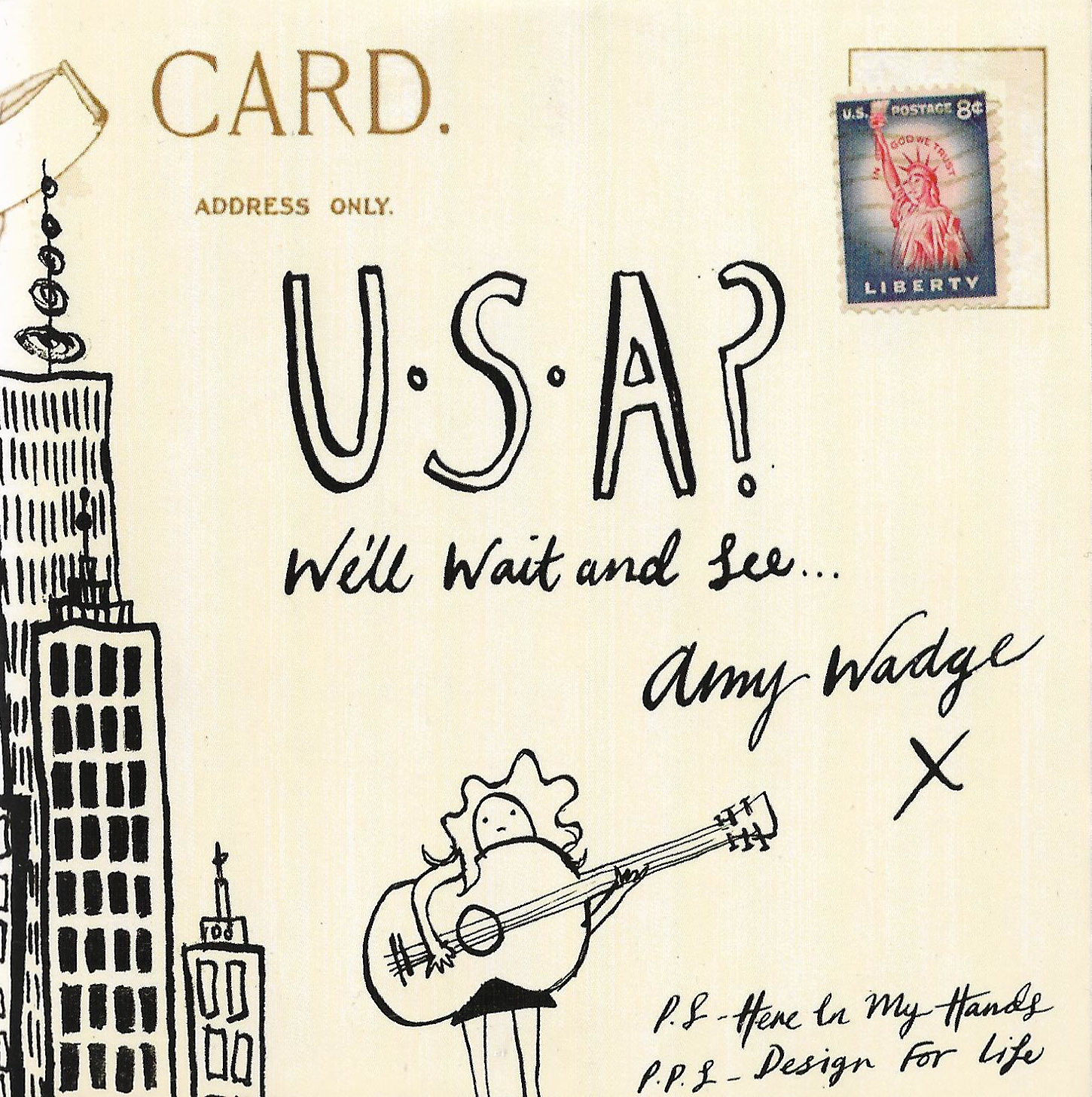 USA? we'll wait and see... (2006 Single)