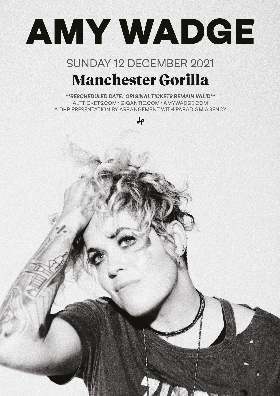 Manchester, Gorilla. Sunday, December 12th 2021